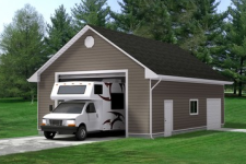 Select the Right Garage Door Size for Your SUV or RV