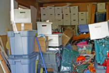 Clean Out and Organize the Garage With a Garage Sale